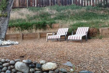 Perfect Retreat Simple Garden Room! - มอนเทอร์เรย์