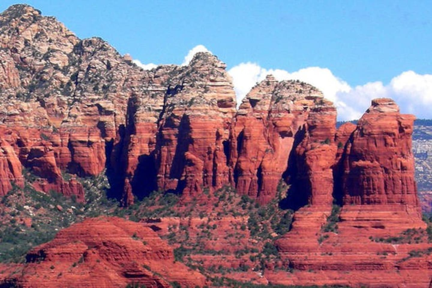 Sedona Red Rock Views from the porch