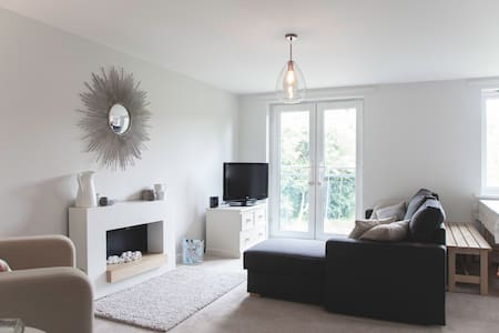 Modern apartment close to Sevenoaks station - Sevenoaks - Pis