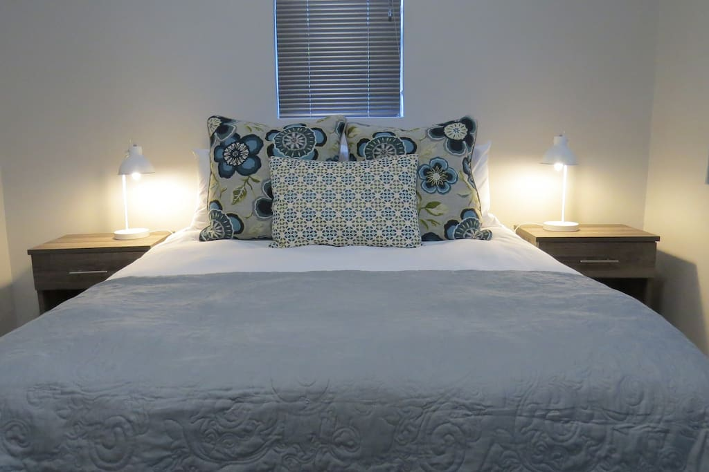 We ensure comfortable with great quality bedding
