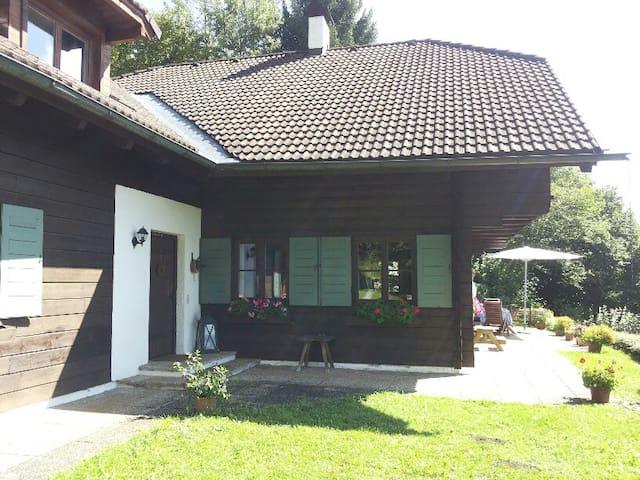 Ferienhaus Umgebung Wörthersee in Kärnten - Schwarzendorf - Huis