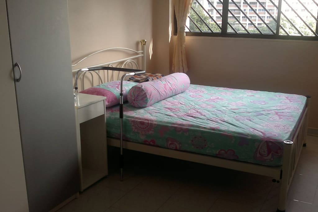 Master Bedroom In Newly Built Flat Apartments For Rent In Singapore Singapore