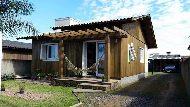 Casa com piscina privativa em Passo de Torres