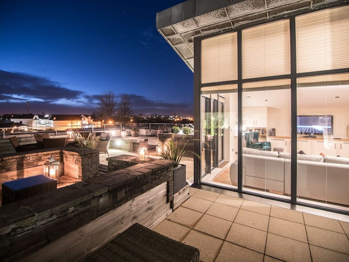 Spectacular and Contemporary Penthouse in Galway