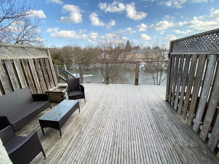 Riverview...A Gorgeous Condo on the Grand