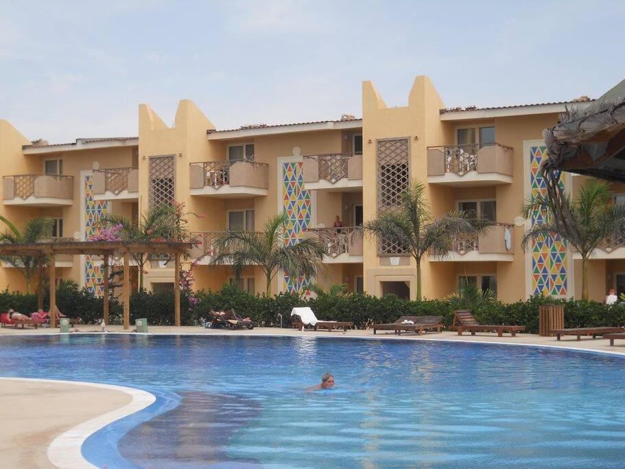 Tropical resort 1 camera da letto piano primo a for Piani camera da letto del primo piano