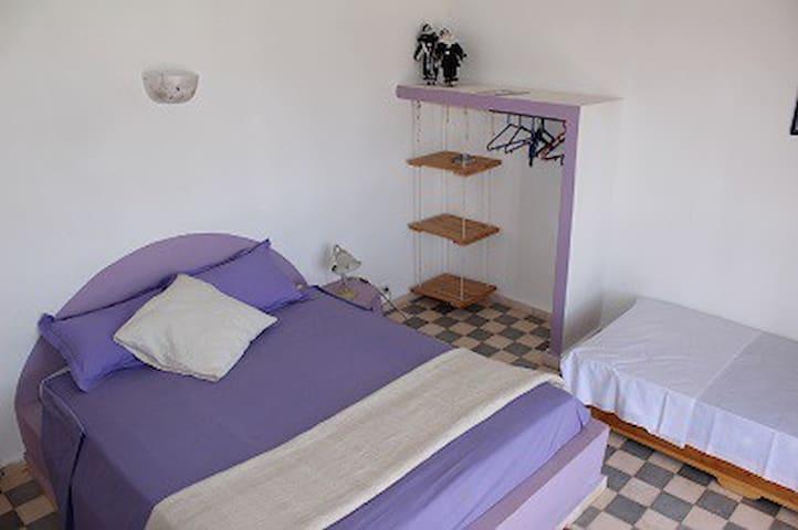 """Votre chambre chez l'habitant """" Chaouen """" -  ounara - Villa"""