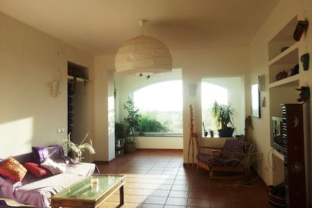 Panoramic House on the beach - Lago Patria - 別荘