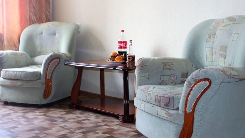 Однокомнатная квартира в центре - Kamyshin - Apartament
