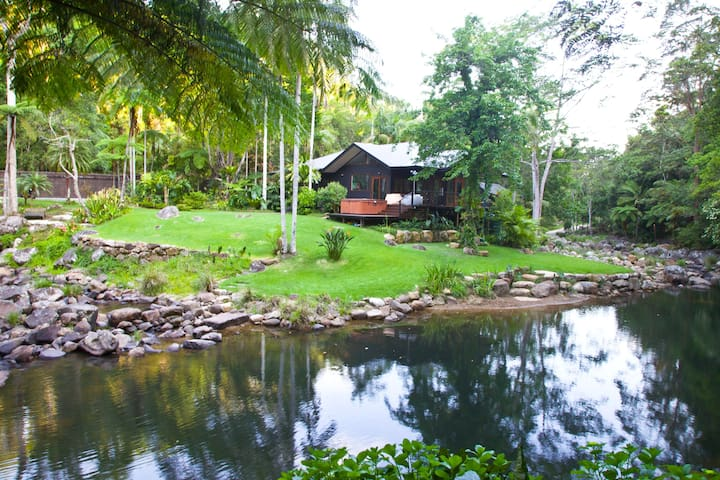 Byron Rainforest Retreat - Upper Wilsons Creek - Rumah