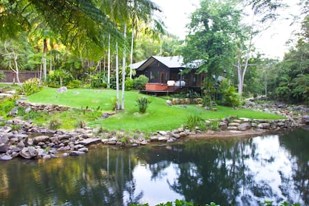 Byron Rainforest Retreat - Upper Wilsons Creek