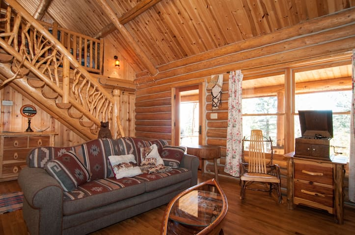 Arts and Crafts Cabin - Markleeville - Cabin