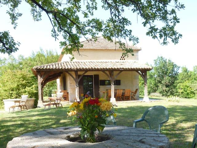 Maison de vacances en Périgord  - Tourliac - บ้าน