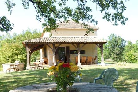 Maison de vacances en Périgord  - Tourliac - Huis