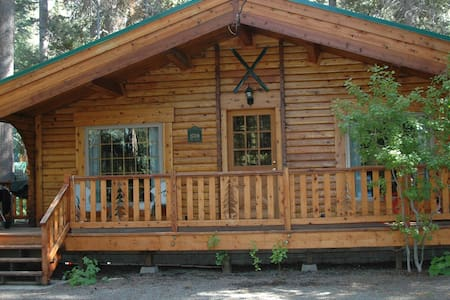 Adorable Donner Lake Cabin - Truckee - Cabin