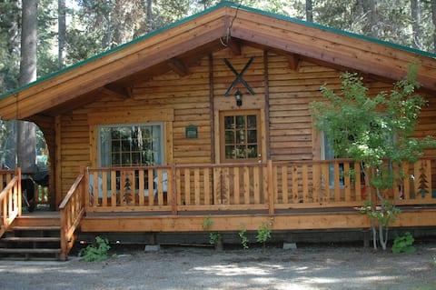 Adorable Donner Lake Cabin