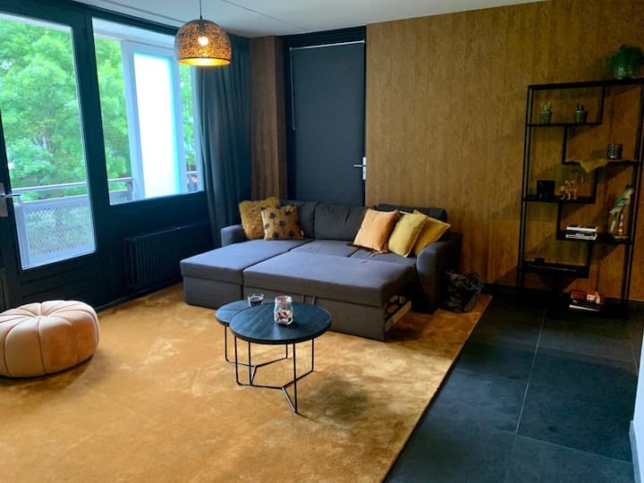 Boutique appartement nabij centrum&Central Station