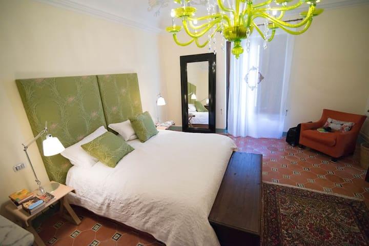 The Sant'Orsola Apartment - Polizzi Generosa - Apartment