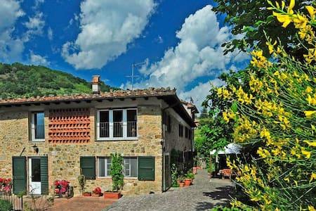 "Eco-Friendly Farmhouse ""Abbacca-là"" - Λούκα"