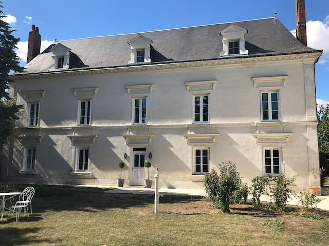 «maison de Maître»Jolie chambre avec SdB privée