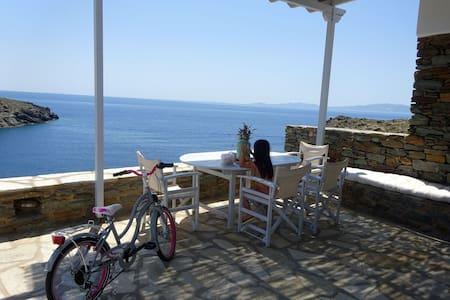 Sun Blooming Villa in Tinos island - Tinos - 별장/타운하우스