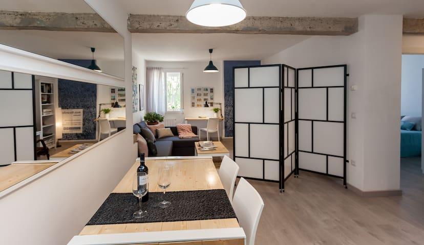 Logroño centro, a orillas del Ebro - Logroño - Apartamento