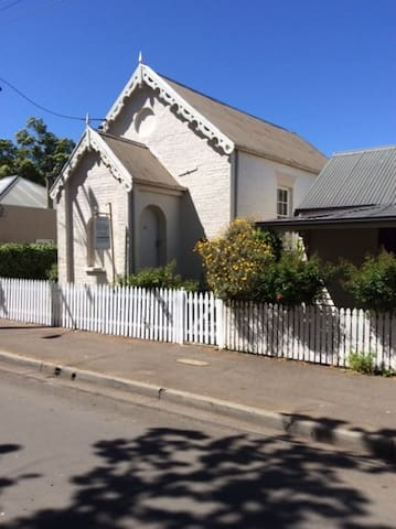 The Old Wesleyan Chapel - Evandale