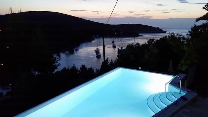 A1 apartment of Villa Sonia & Teo, Hvar, Croatia