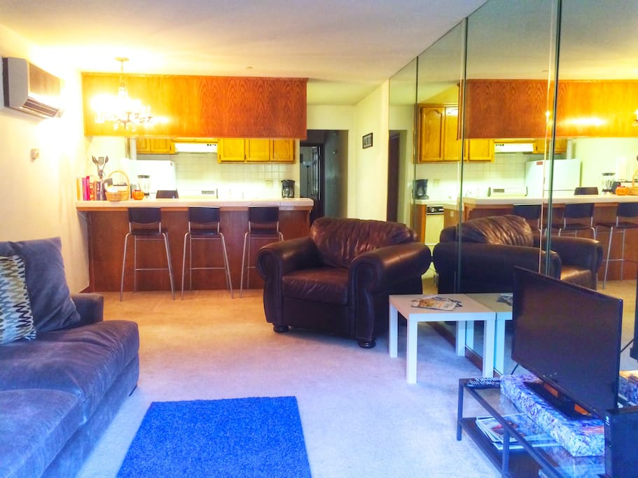 1 Bedroom Condo In Heart Of Orange County Apartments For