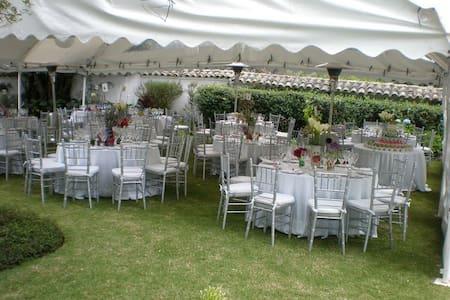 Hacienda Los Arboles (eventos) - Ház