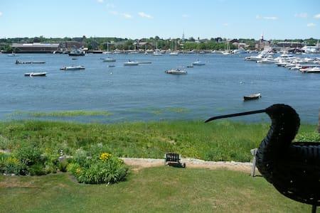Serenity Now on the Harbor - Newburyport - Apartment