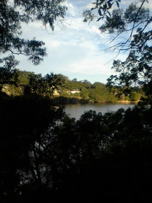 Local Views, walks and Fishing