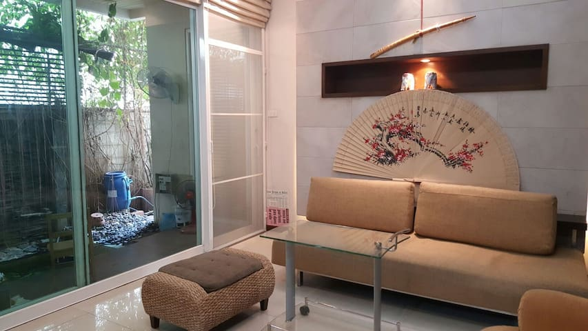 Private Room in single house - Huaikhwang - House