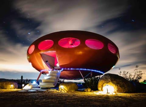 Area 55 Futuro House