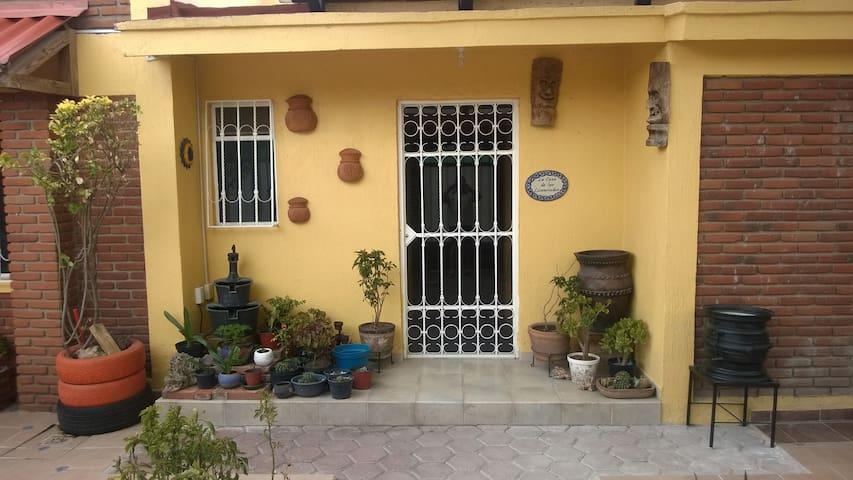 Ma'ngu Habitación 2 pers. cerca de Teotihuacán