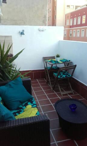 LOFT+ BEACH + WIFI - Valencia - Loft