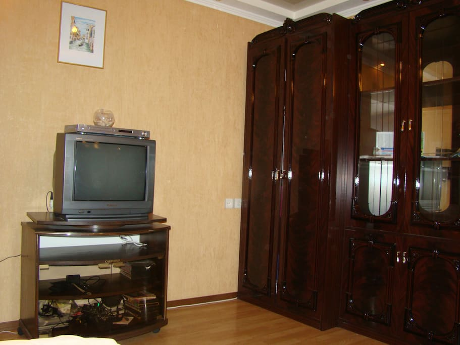 Beautiful big apartment Euro 2012!)