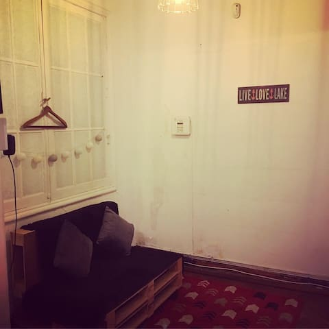Habitación compartida 1 Litera.
