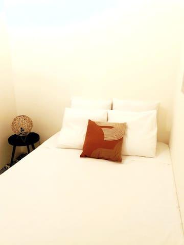 chambre n°2 - lit 2 places