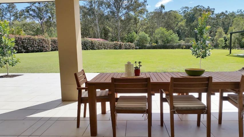 Rural Retreat, Sunshine Coast Hinterland - Landsborough - Hus