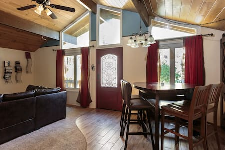 Luxury 2 Bdrm Mountain Retreat!   - Wrightwood