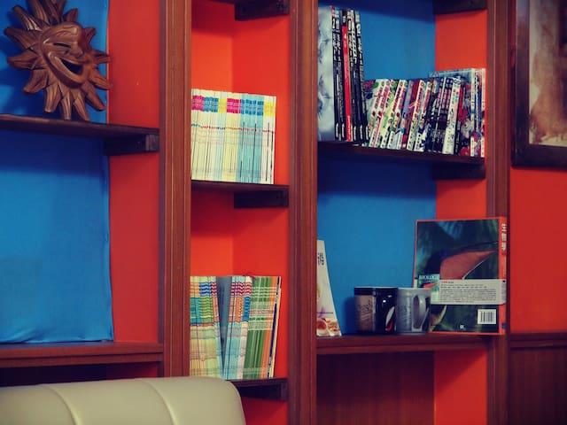 J.J.'s home 背包客讚Hostel (上下舖-6人床位) - 台東市 - Appartement