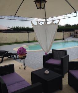 Casa Vacanza Salento1 con PISCINA e BARBECUE - Ruffano - Villa