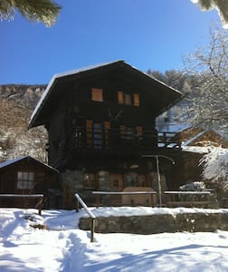 Charmant chalet val d'Anniviers - Ayer - Hus