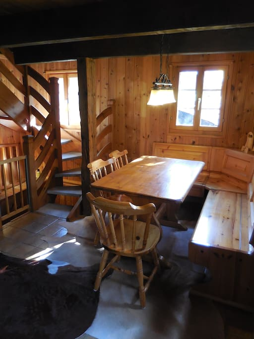 Salle à manger 1er étage