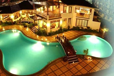 AFFORDABLE FURNISHED CONDO IN PASIG - Cainta - Apartemen