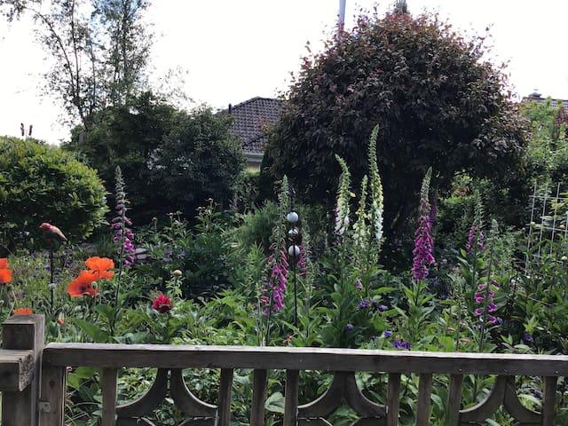DZ Gartenblick in Rosendahl (Husum), ruhige Lage