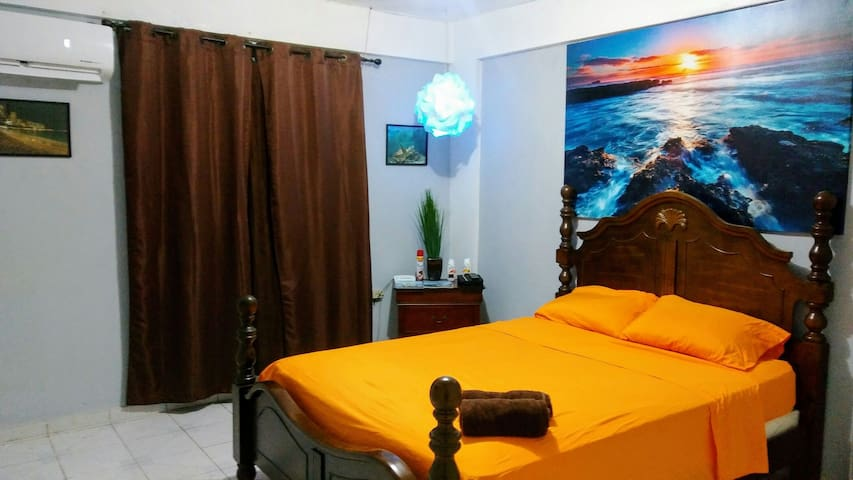 New Sound Of The Sea A/C- Wi-Fi entire apartment - rincon - Huoneisto
