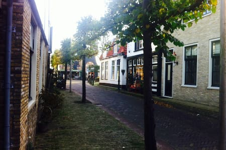 Texel -Den Burg Center- Cosy House - Den Burg