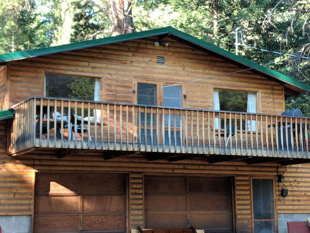 Private secluded property on the Cache la Poudre
